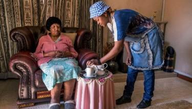 Domestic Helper / Caregiver