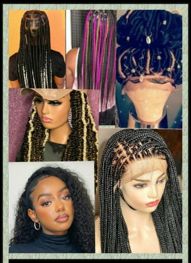 Hairstyles And Wigs