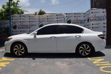 .::. 2018 Honda Accord.::. White!!!
