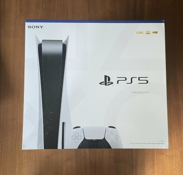 Sony PlayStation 5 PS5 Disc Edition 825GB SSD
