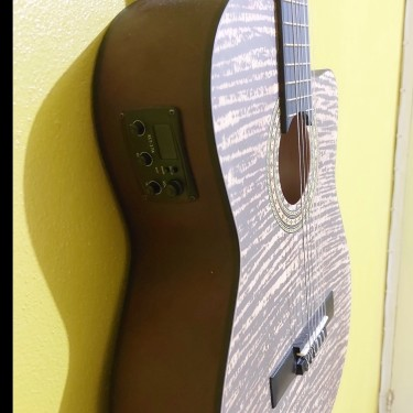 Acoustic Guitar (fairly New)