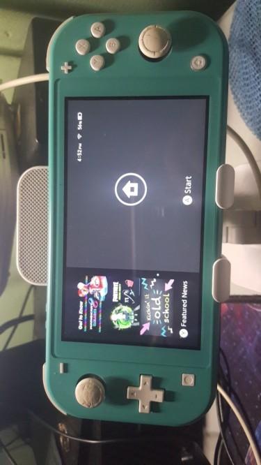 Nintendo Switch Lite For Sale 25k Neg