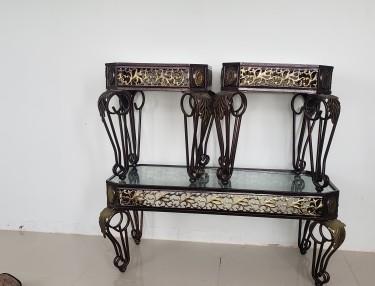3 Piece Center Table