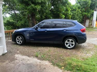 2010 BMWX1