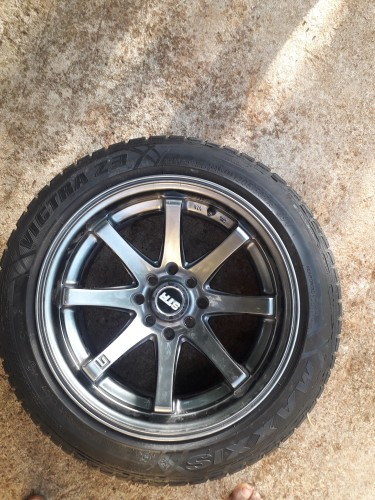 4 STR Wheels 15 (rims Only)