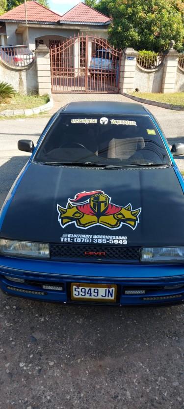 1989 Toyota Liven