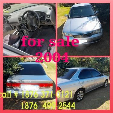 2004 Nissan Sunny Cars Ocho Rios