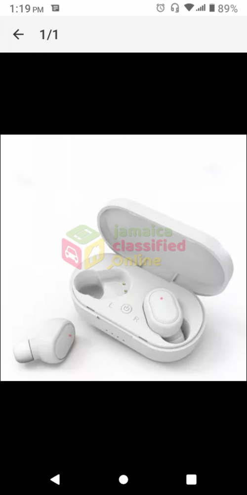 M1 Wireless Earbuds. Noise Cancelling