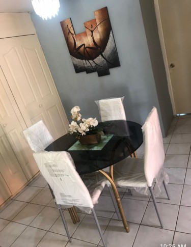 Costway 4pcs Dining  Room Chairs Only