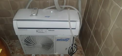 Full AC Unit (Windy) Non Inverted 12000 BTU