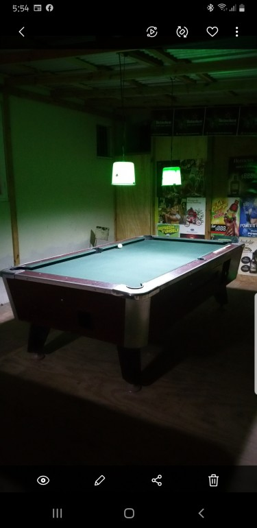 8ft Pool Table Furniture May Pen