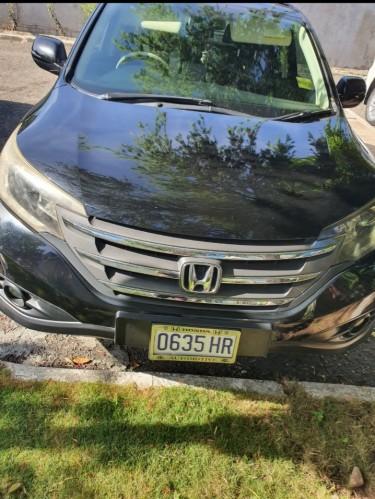 2014 Honda CRV (Black) For Sale Vans & SUVs Hope Road, Kingston