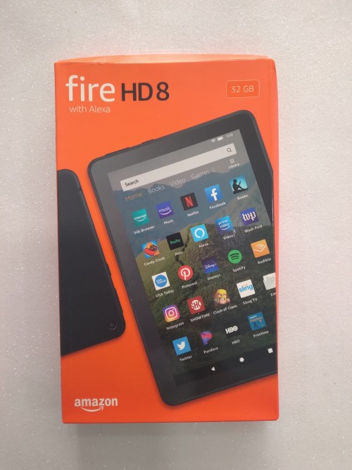 Amazon Fire HD 8 Inch Tablet Phones Halfway Tree