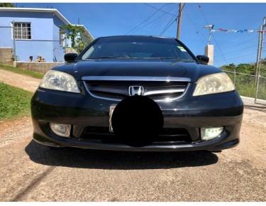 Honda Civic (Singapore)