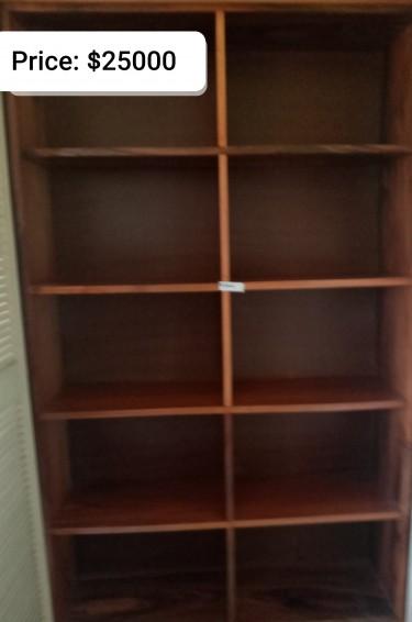 Bookshelf/ Multipurpose Storage Furniture Old Harbour