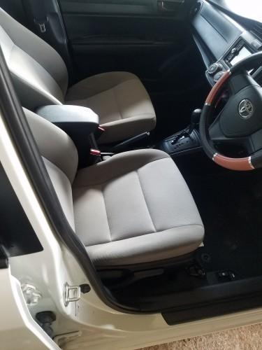 2015 Toyota Axio Excellent Condition
