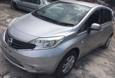 2015 NISSAN NOTE (NEWLY IMPORTED)